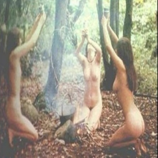 Skyclad under a Bright Full Moon