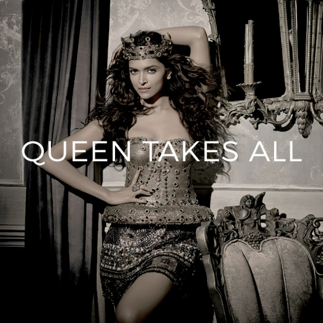 Queen Takes All