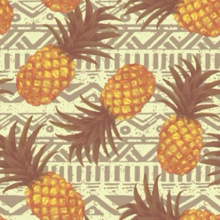 Pineapple Mix #5 : Now with actual Pineapples