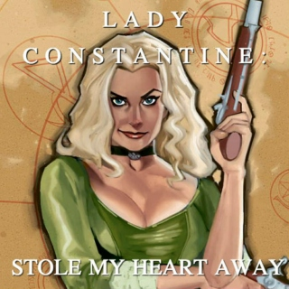 LADY CONSTANTINE : STOLE MY HEART AWAY