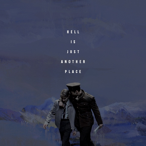 Hell Is Just Another Place