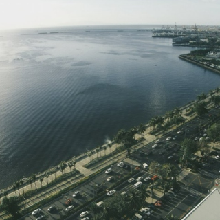 Thoughts in Roxas Boulevard