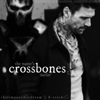 the name's crossbones, darlin'