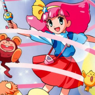 (Magical) Girls Rule the World