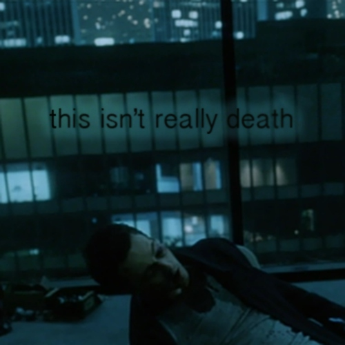 this isn't really death