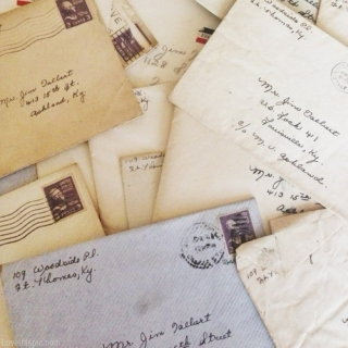 The Love Letter You Never Sent