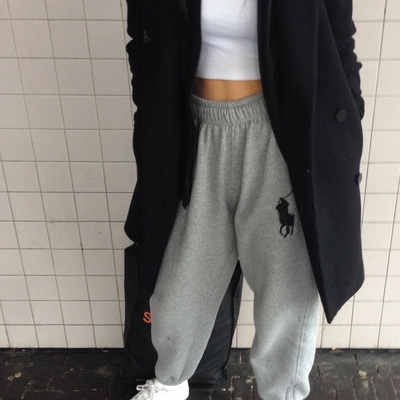 A Sweatpants and Hoodie Kind of Chill