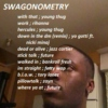 SWAGONOMETRY
