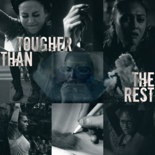 tougher than the rest