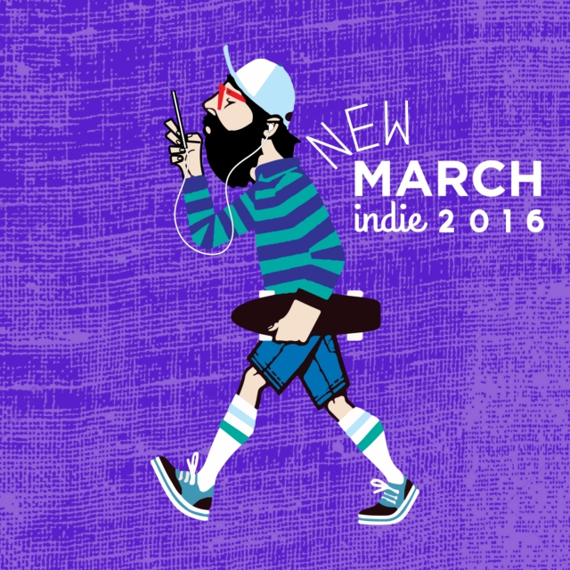New Indie: March 2016