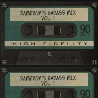 POE DAMERON'S MIX TAPE VOL. 1