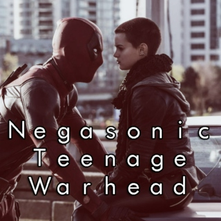 Negasonic Teenage Warhead (ノ◕ヮ◕)ノ*:・゚✧*:・゚✧