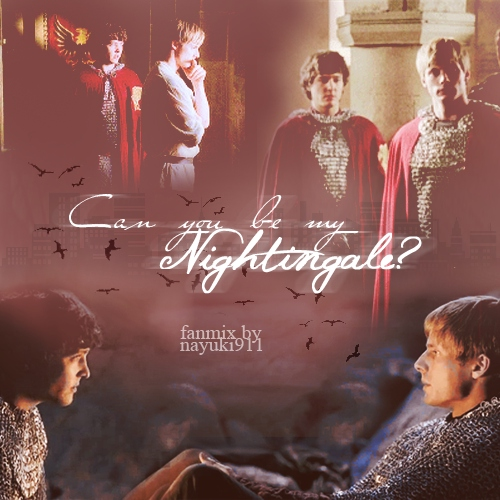 Can you be my Nightingale? [ Ardred Fanmix ]