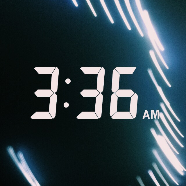 late nights/early mornings