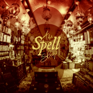The Spell Shop