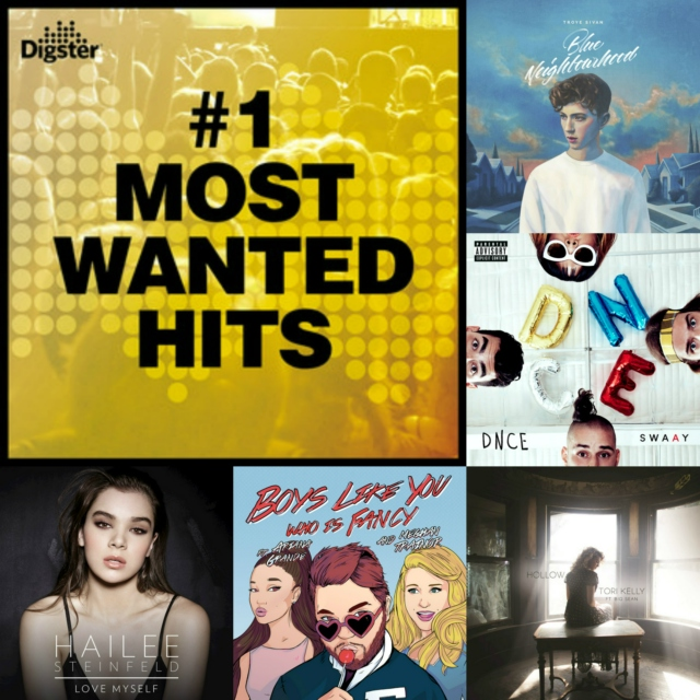 #1 MOST WANTED HITS 2016