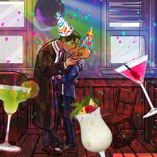 post 2.18 party playlist