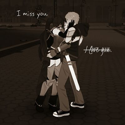 """I miss you."" {Arkos Fanmix}"