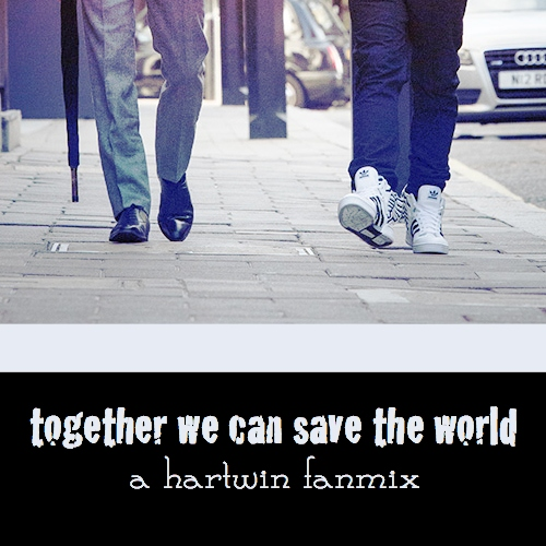 Together We Can Save the World