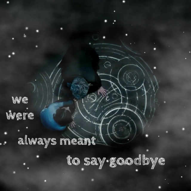 we were always meant to say goodbye