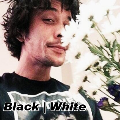 Black | White {bellamy blake}