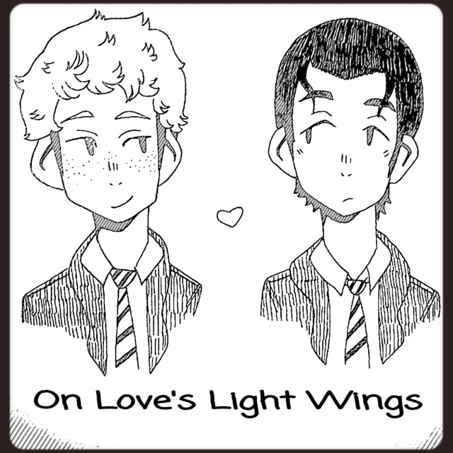 On Love's Light Wings