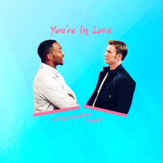 You're In Love - A Pop Sam/Steve Fanmix