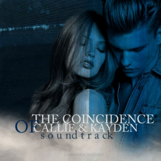 Bookplaylist: The Coincidence of Callie & Kayden.