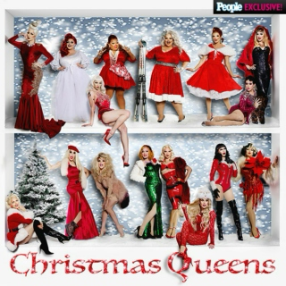 Christmas Queens Album