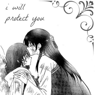 i will protect you
