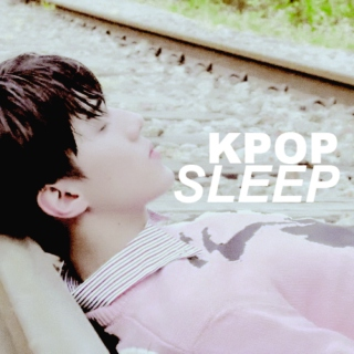kpop sleep