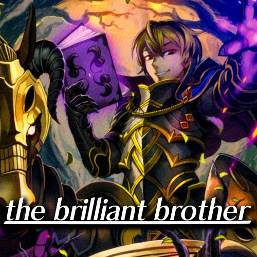 the brilliant brother