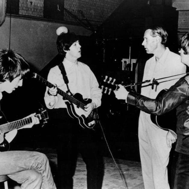 The Long and Winding Road of Sir George Martin...