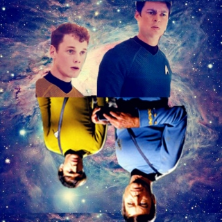 Sugar for my Bones -Mccoy/Chekov-