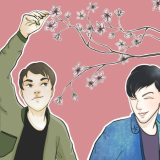 I Just Wanna Be With You (Dan&Phil Fanmix)
