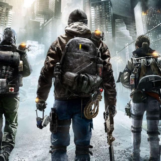 The Division Playlist