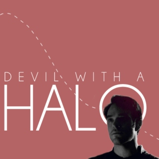 devil with a halo