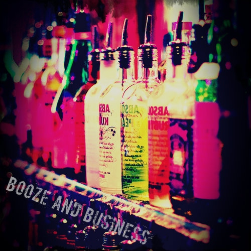booze and business