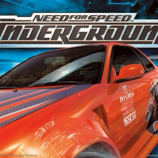 Need For Speed Underground 1/2