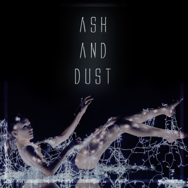 ● ash and dust