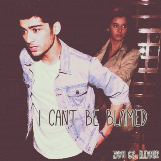 i can't be blamed.