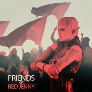 Friends Of Red Jenny