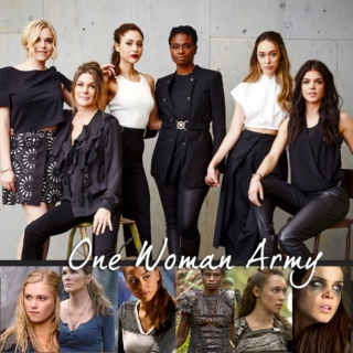 the 100 ladies  //  one woman army