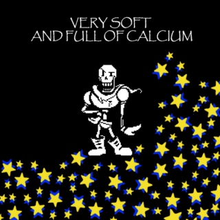 VERY SOFT AND FULL OF CALCIUM