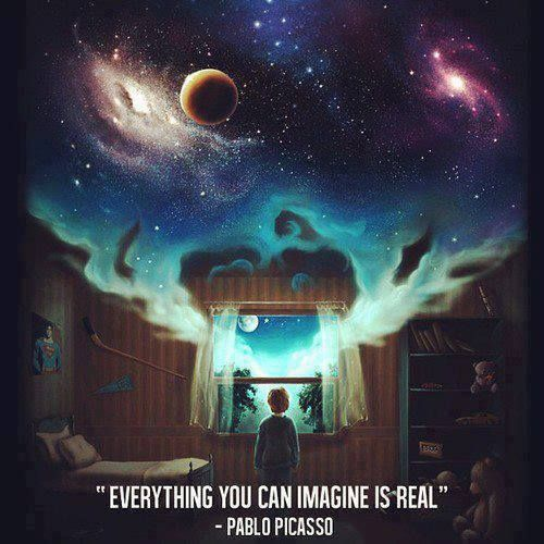 We Are The Universe In Ecstatic Motion