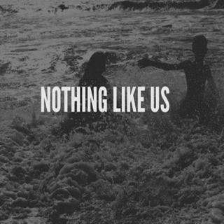 Nothing like us.