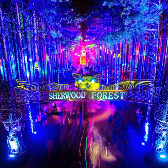 Electric Forest Drive 2016