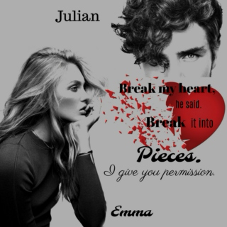 The Secrets We Keep/Emma & Julian
