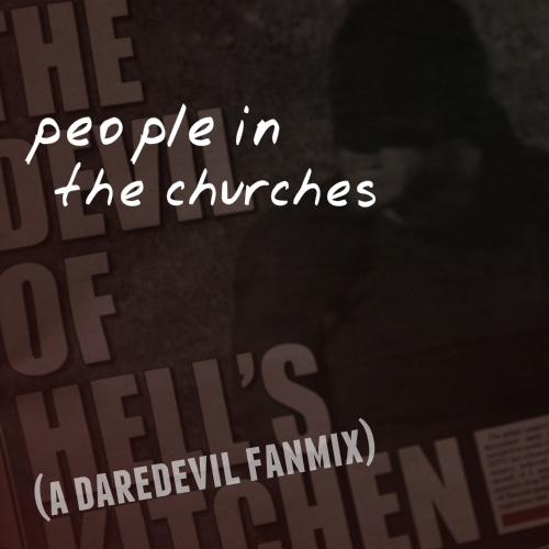 people in the churches