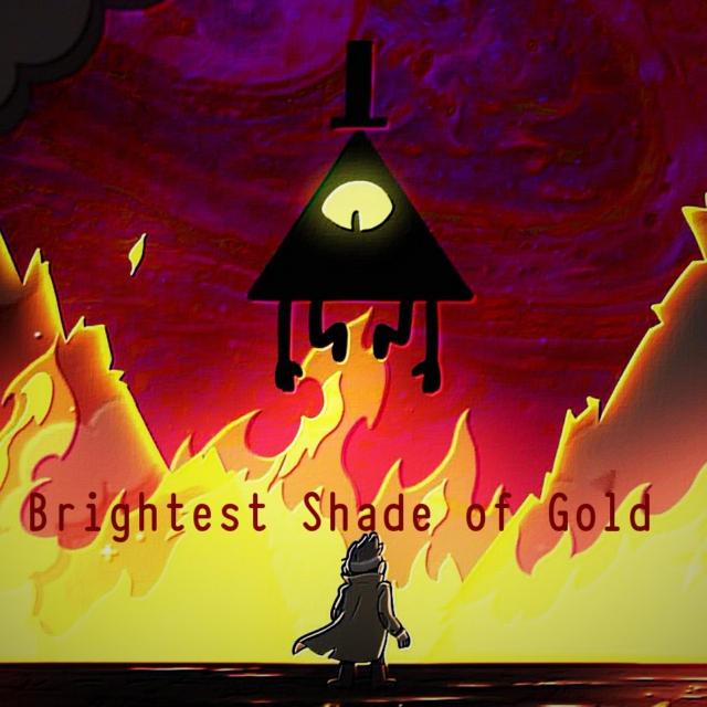 ⏃ Brightest Shade of Gold ⏃